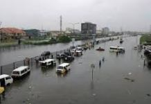 Lagos vows to sort out flooding