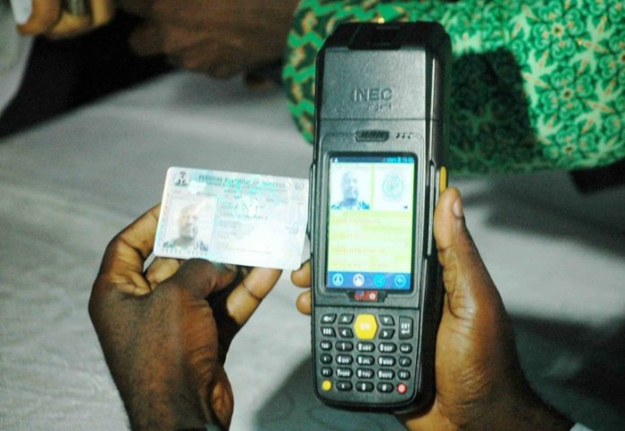 INEC issues a warning about a bogus CVR online portal