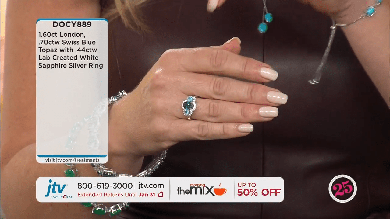 Jewelry Television Live Stream 5-5-30 screenshot