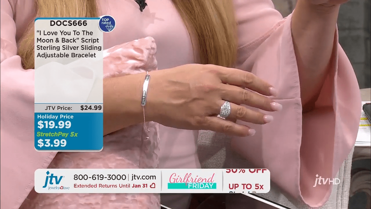 Jewelry Television Live Stream 5-9-36 screenshot