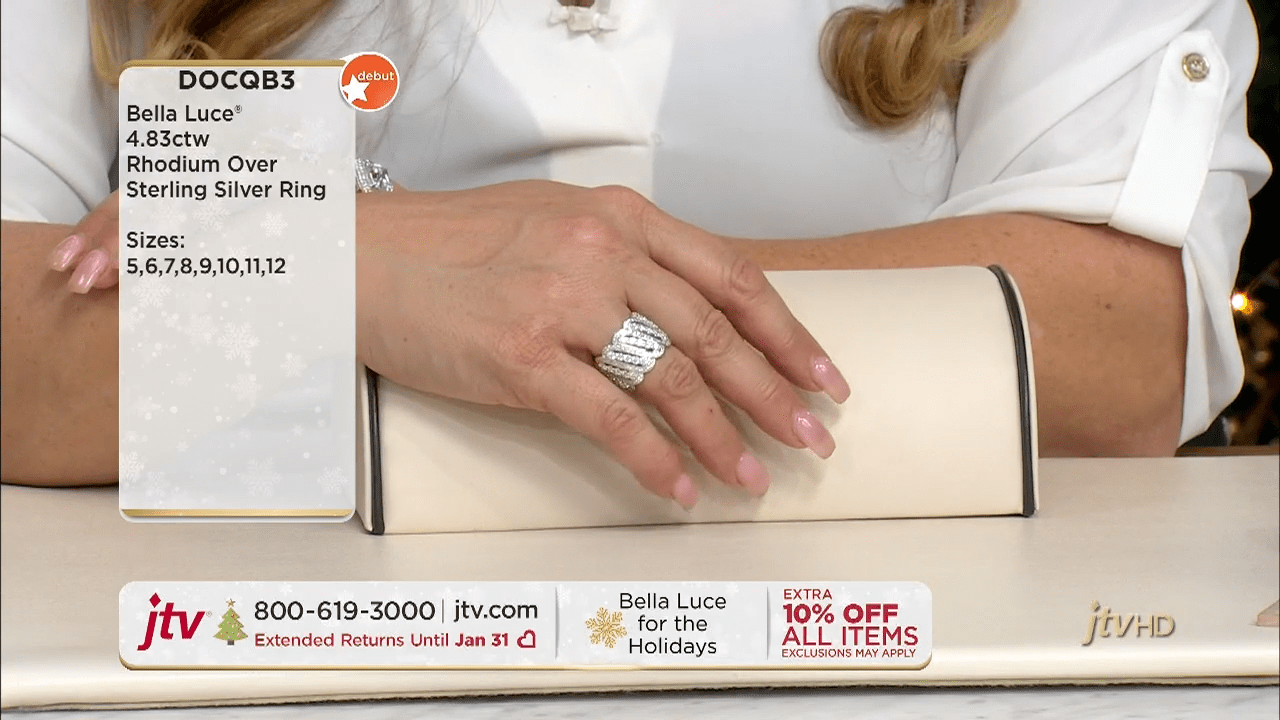 Jewelry Television Live Stream 1-59-11 screenshot