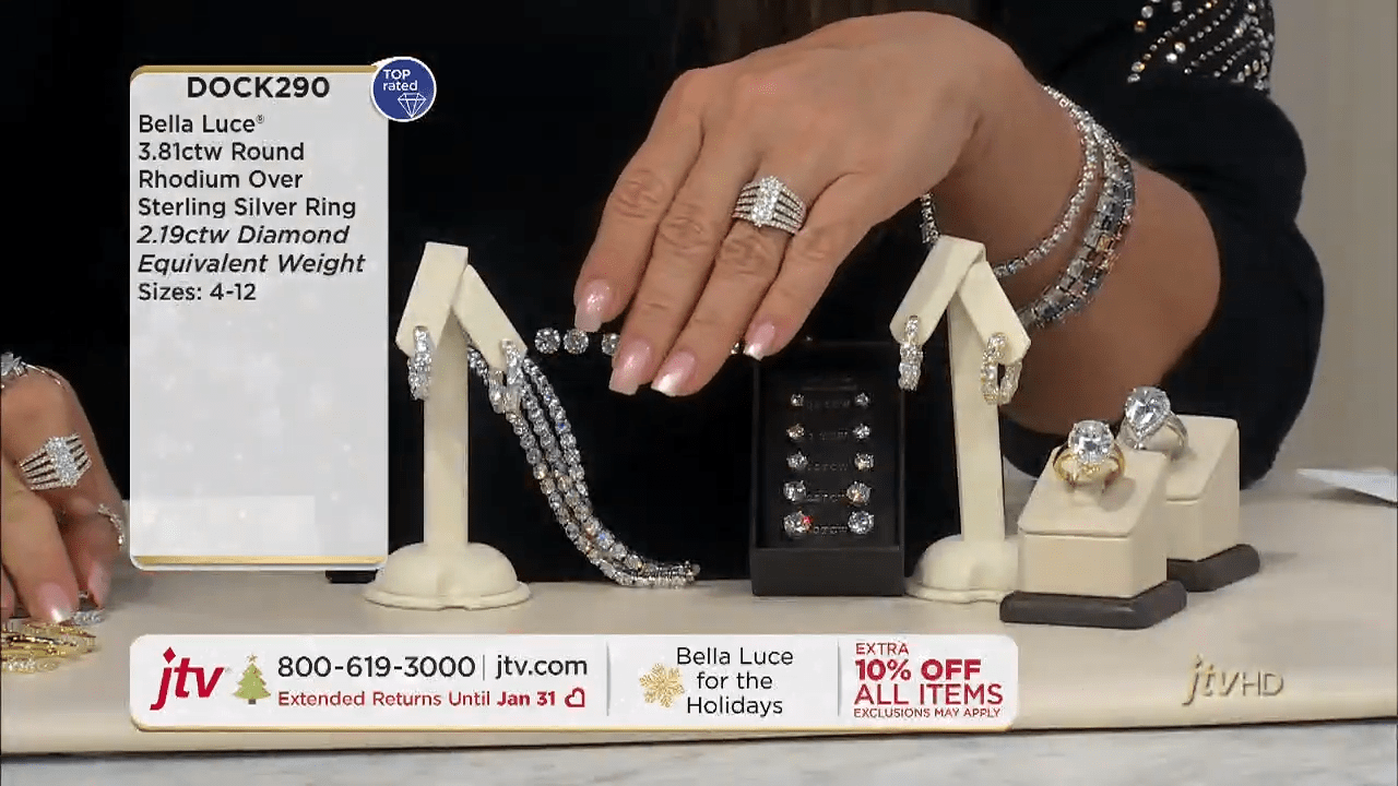 Jewelry Television Live Stream 4-54-4 screenshot