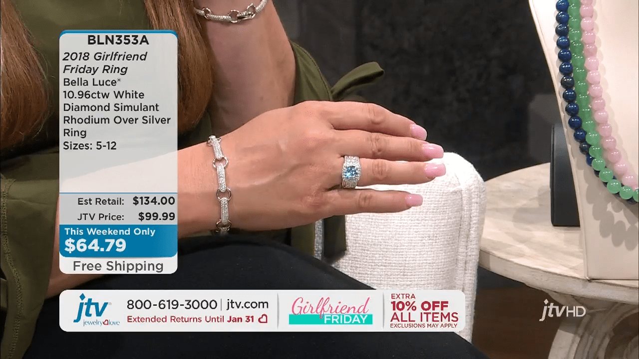 Jewelry Television Live Stream 5-11-16 screenshot