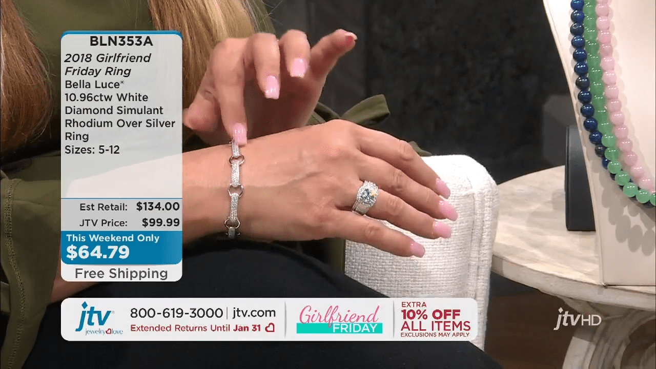Jewelry Television Live Stream 5-11-19 screenshot