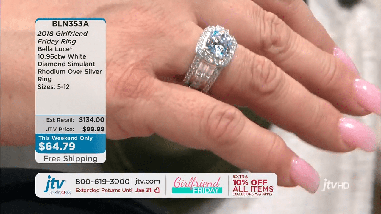 Jewelry Television Live Stream 5-9-22 screenshot