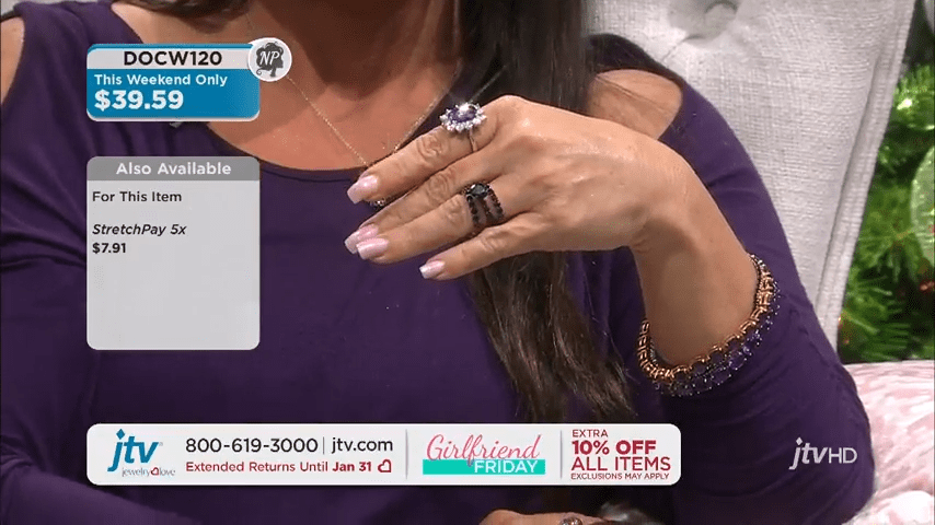 Jewelry Television Live Stream 6-5-34 screenshot