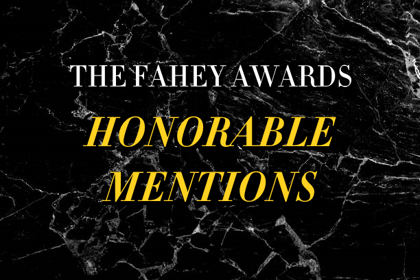THE FAHEY AWARDS💅🏆  —  HONORABLE MENTIONS #1: Tina Jennings💅🏻