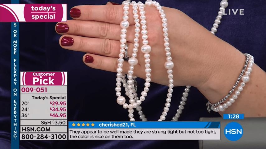 HSN _ Jewelry Clearance 12.24.2018 - 08 AM 16-2 screenshot