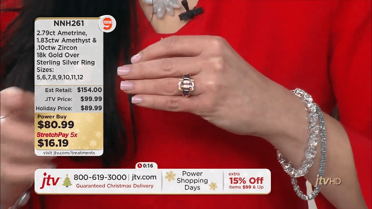Jewelry Television Live Stream 5-24-58 screenshot