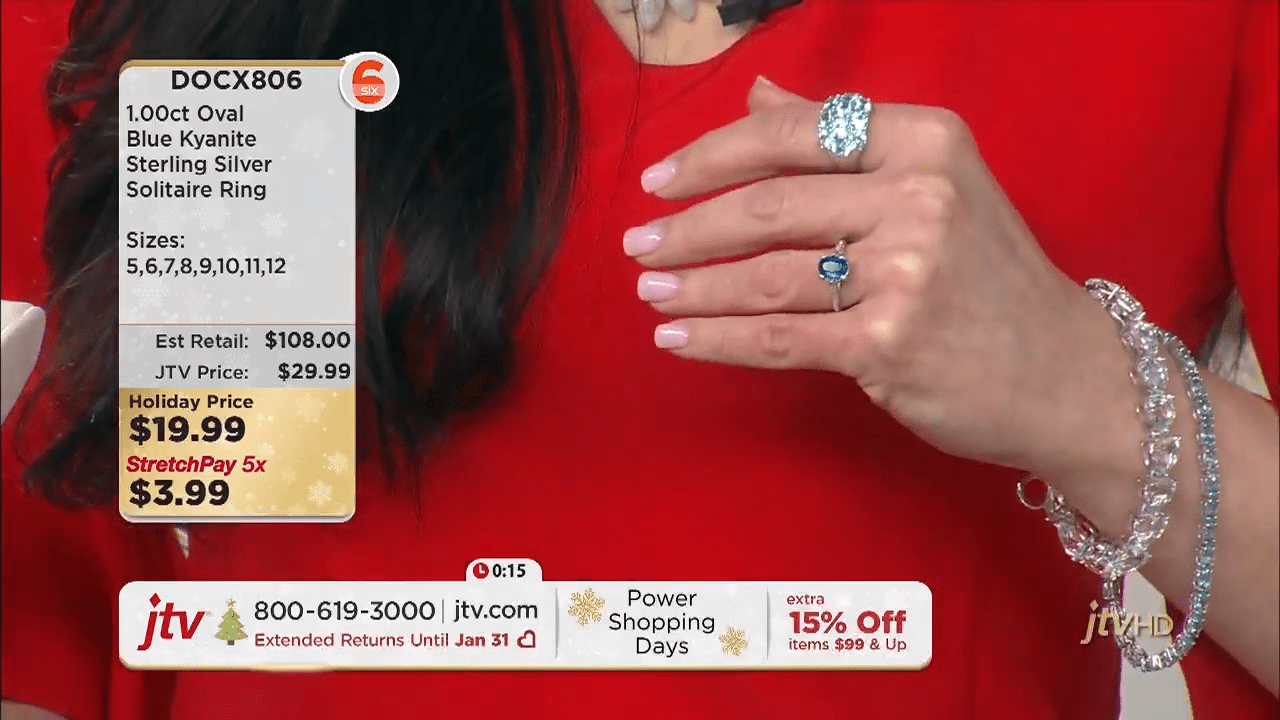 Jewelry Television Live Stream 5-28-12 screenshot