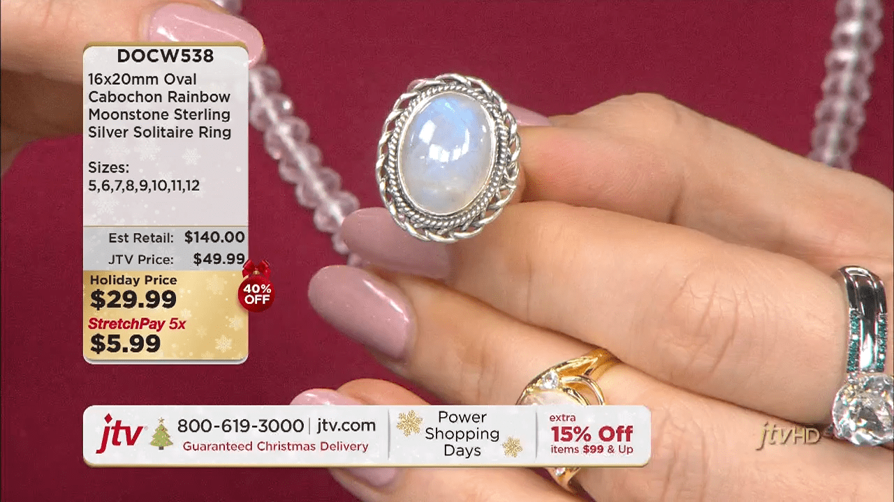 Jewelry Television Live Stream 6-24-40 screenshot