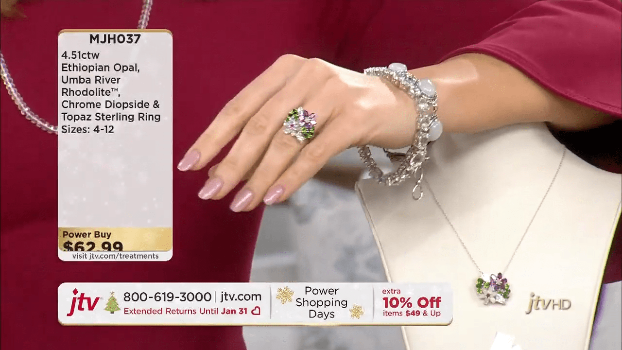 Jewelry Television Live Stream 6-50-59 screenshot