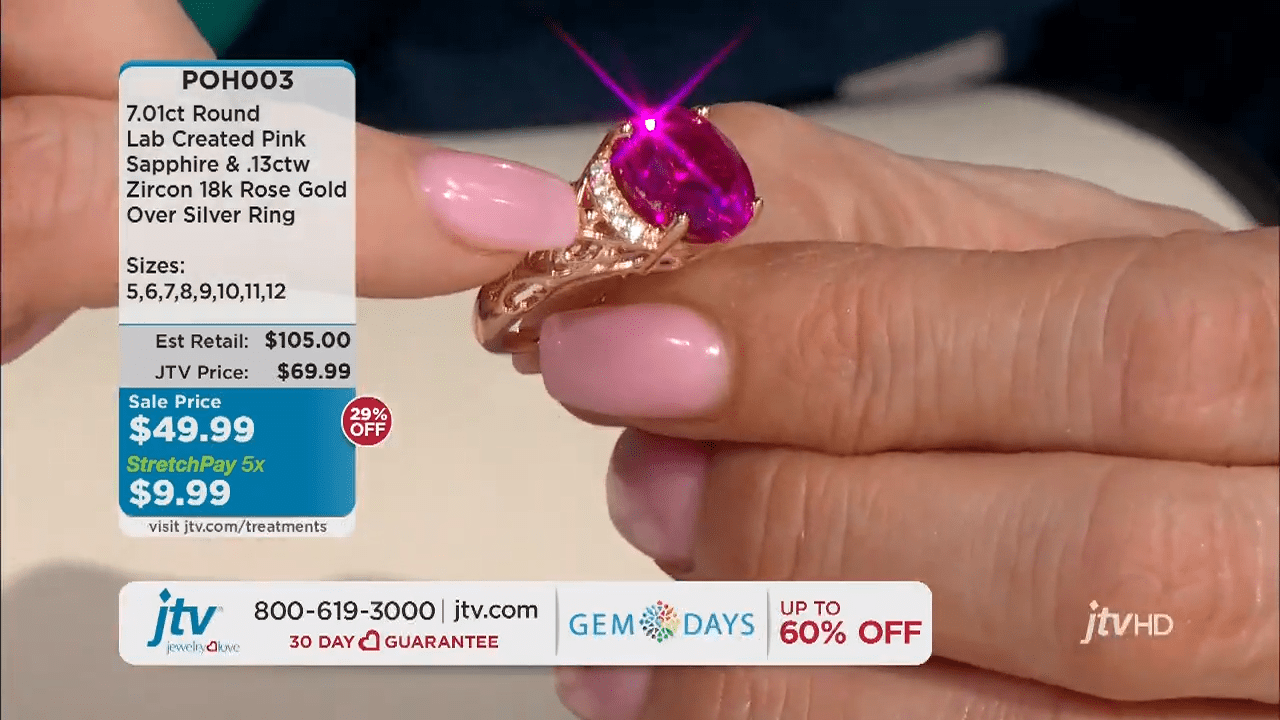 jewelry television live stream 12-10-13 screenshot