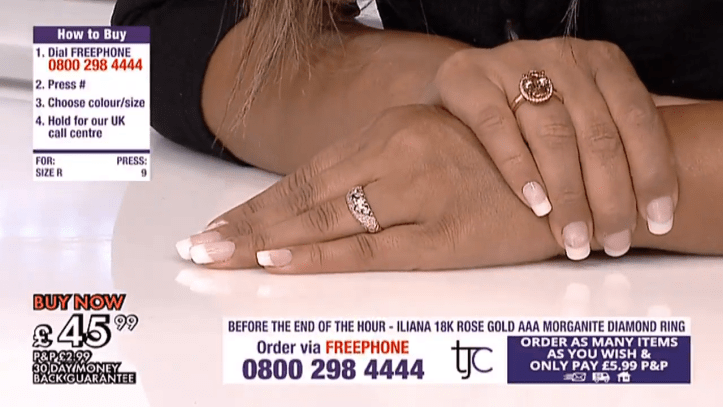 tjc live - explore jewellery, beauty, lifestyle, fashion products & gift ideas, online in uk europe 12-7-52 screenshot