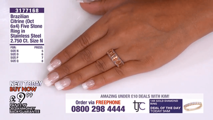 tjc live - explore jewellery, beauty, lifestyle, fashion products & gift ideas, online in uk europe 9-30-13 screenshot