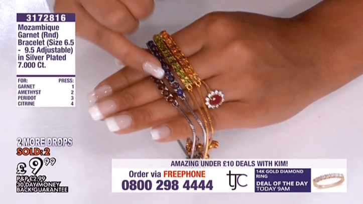 tjc live - explore jewellery, beauty, lifestyle, fashion products & gift ideas, online in uk europe 9-5-51 screenshot