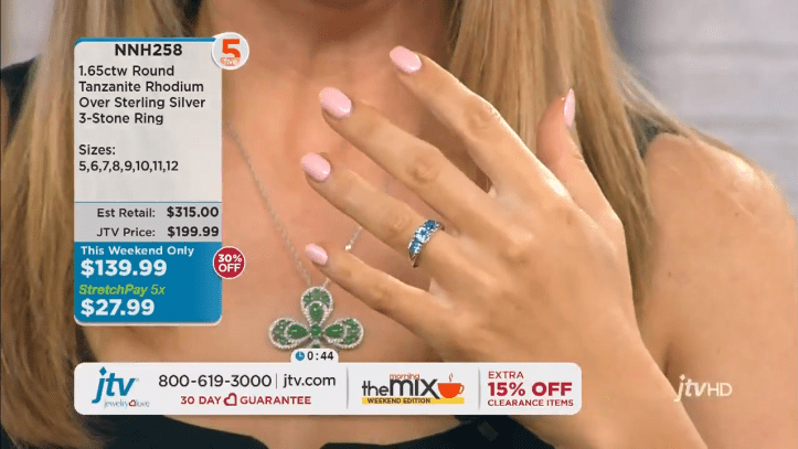 Jewelry Television Live Stream 13-19-26 screenshot