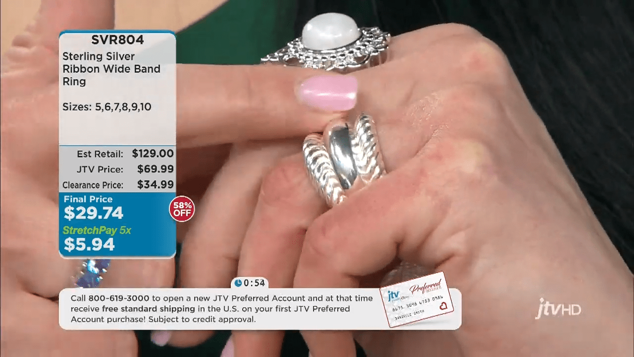 Jewelry Television Live Stream 13-36-11 screenshot