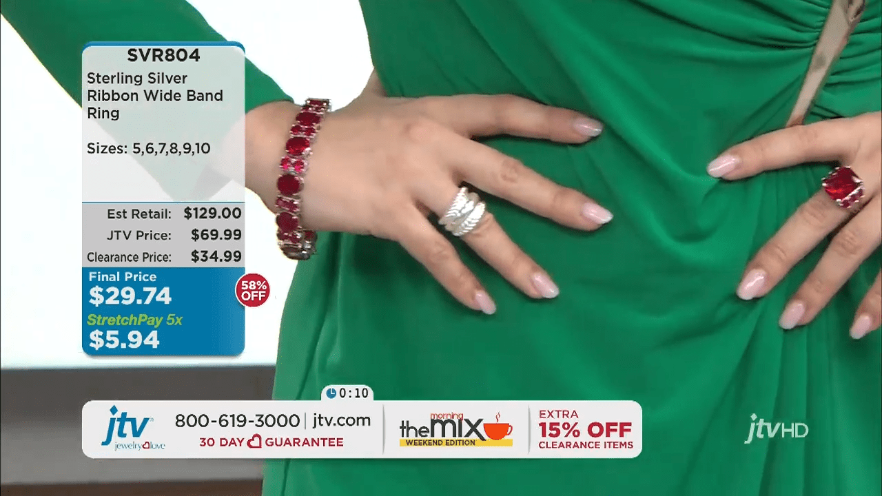 Jewelry Television Live Stream 13-36-54 screenshot