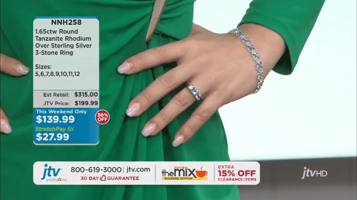 Jewelry Television Live Stream 14-12-52 screenshot