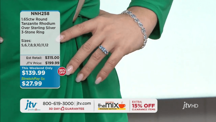 Jewelry Television Live Stream 14-12-57 screenshot
