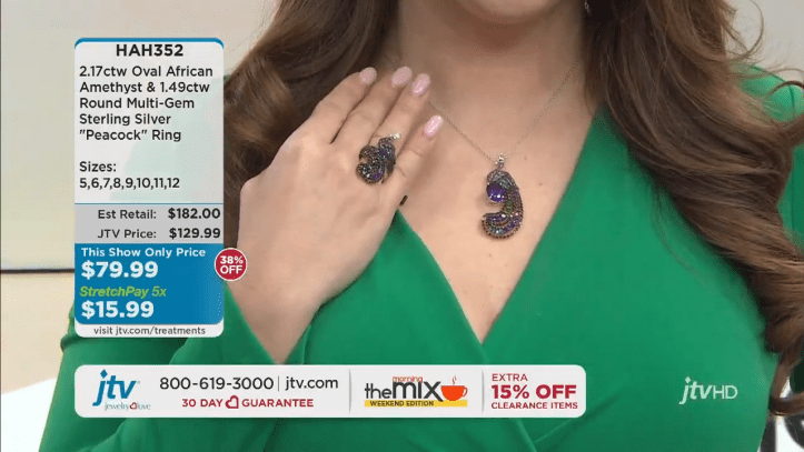 Jewelry Television Live Stream 14-49-54 screenshot