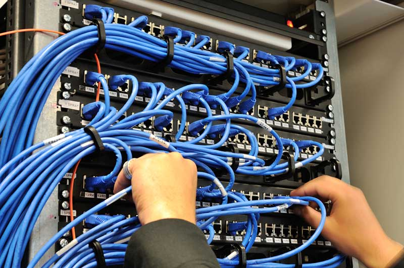 Diagram Of A Structured Cabling System How To Choose The Best Structured Cabling System For Your