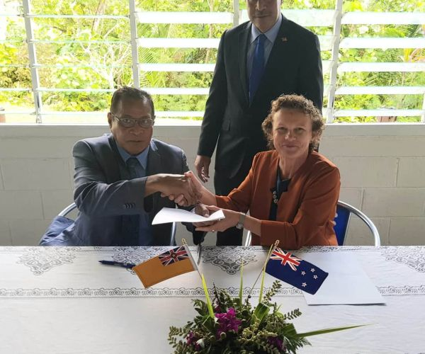 NZ contributes a further $6M to support Niue's Covid-19 response