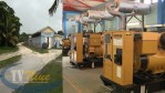 New generator is ready for commission: Niue Power hopes it will help avoid frequent power outages