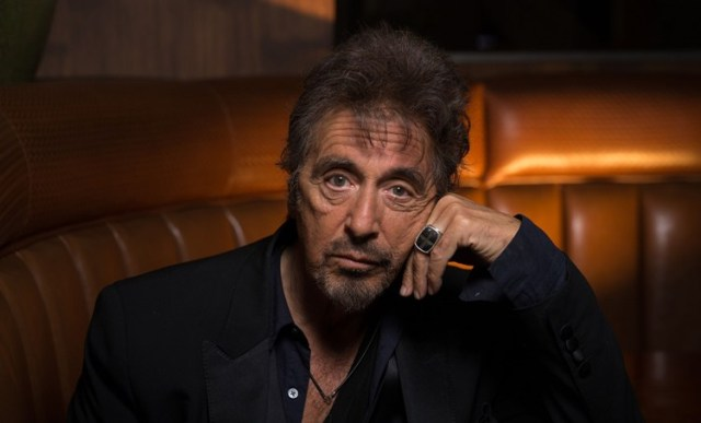 "AL PACINO TRABAJARÁ PARA TARANTINO EN ""ONCE UPON A TIME IN HOLLYWOOD"""