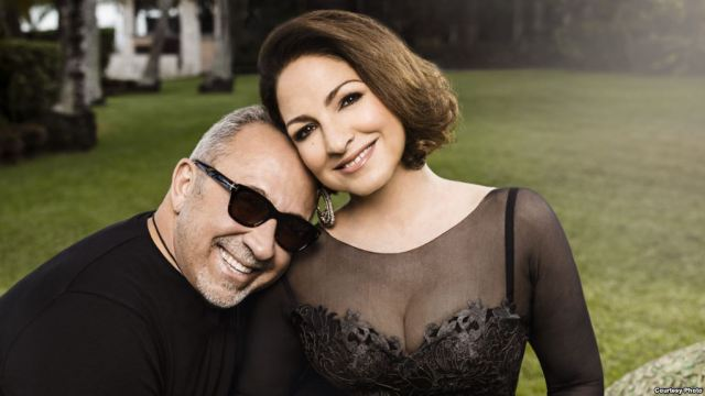 GLORIA Y EMILIO ESTEFAN RECIBIRÁN PREMIO GERSHWIN