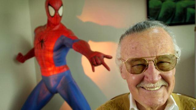 Stan Lee, padre del hombre araña, muere a los 95 años