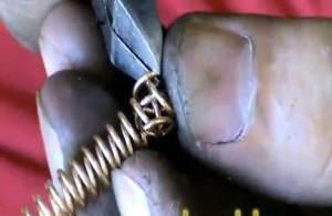 Плетение-золотых-цепей-своими-руками-2