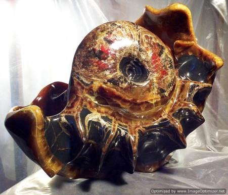 Аммонит-История-происхождение-и-свойства-камня-5