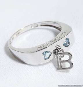 Balmain-кольцо