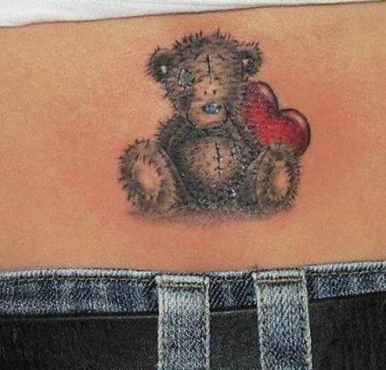 Тату-медведь-4