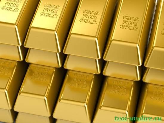 Золотые-слитки-Описание-и-применение-золотых-слитков-1