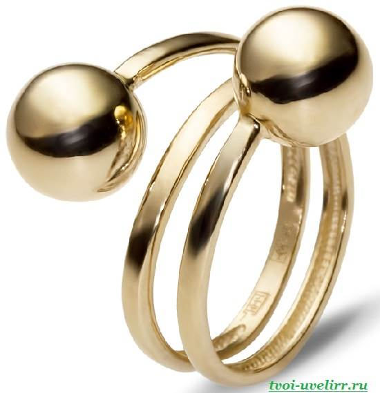 Кольцо-с-шариком-11