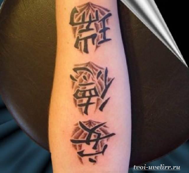 Китайские-тату-и-их-значение-11