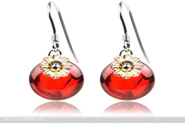 Красный-камень-Популярные-красные-камни-2