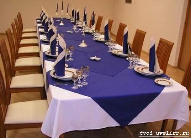 Украшение-стола-Как-красиво-украсить-стол-8