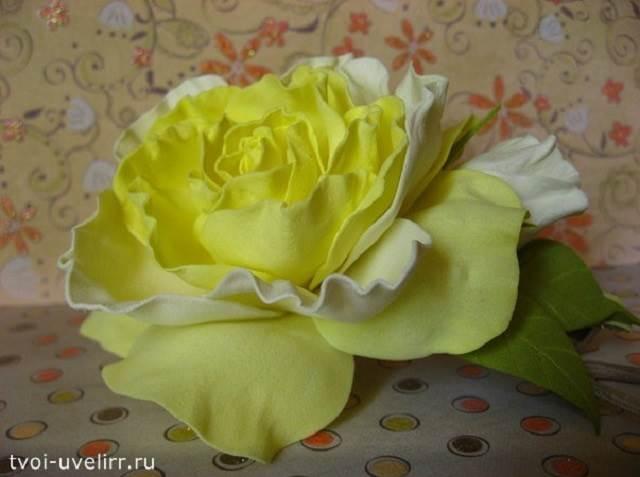 Что-такое-фоамиран-Цветы-из-фоамирана-3