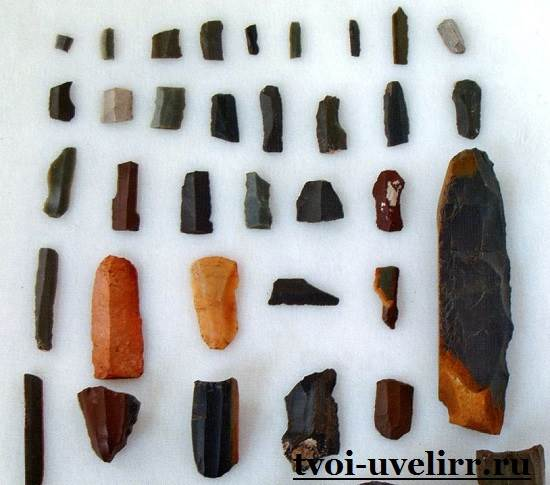 Камень-кремень-Свойства-кремня-Применение-кремня-8
