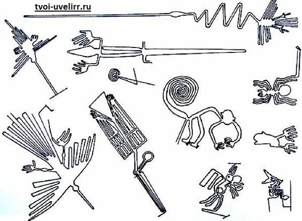 Что-такое-рисунки-Наска-История-и-особенности-рисунков-Наска-8