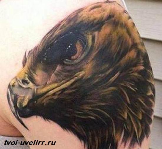 Тату-орел-Виды-и-значение-тату-орёл-8