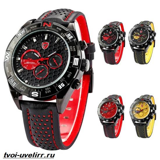 Часы-Shark-Sport-Watch-Отзывы-и-цена-часов-Shark-Sport-Watch-2