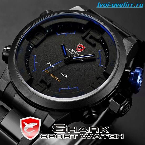 Часы-Shark-Sport-Watch-Отзывы-и-цена-часов-Shark-Sport-Watch-3