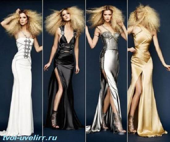 Versace-бренд-Одежда-Versace-Украшения-Versace-Часы-Versace-14