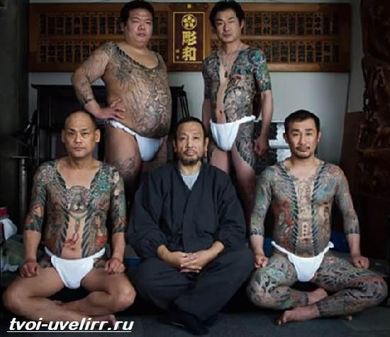 Тату-якудза-Значение-тату-якудзы-Эскизы-и-фото-тату-якудзы-5