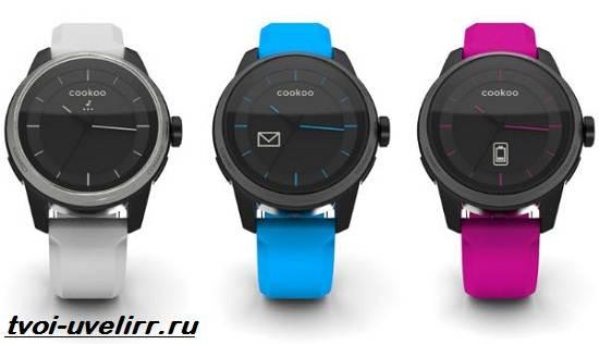 Часы-CooKoo-Описание-особенности-отзывы-и-цена-часов-CooKoo-2